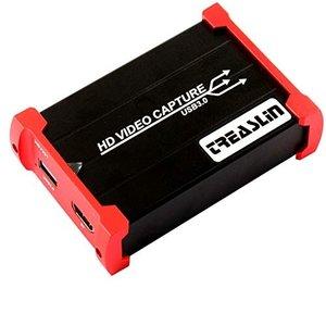 ライブ配信に便利なグッツ! キャプチャーは必須?最強キャプチャーTreasLin USB3.0 HDMI